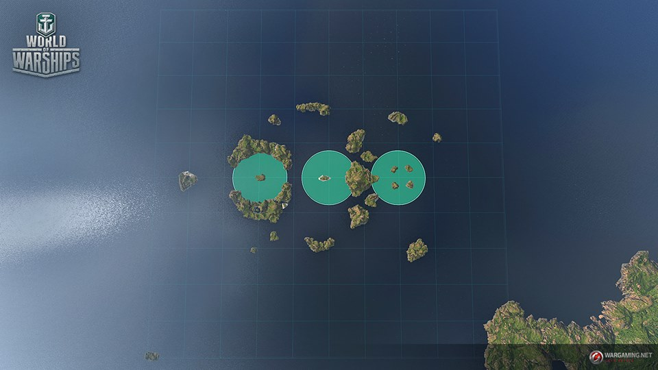 Round 2 public test 071 new reward world of warships the map will encourage dynamic gameplay in the domination battle mode the key area on the left is surrounded by large yet low rising islands suitable gumiabroncs Choice Image