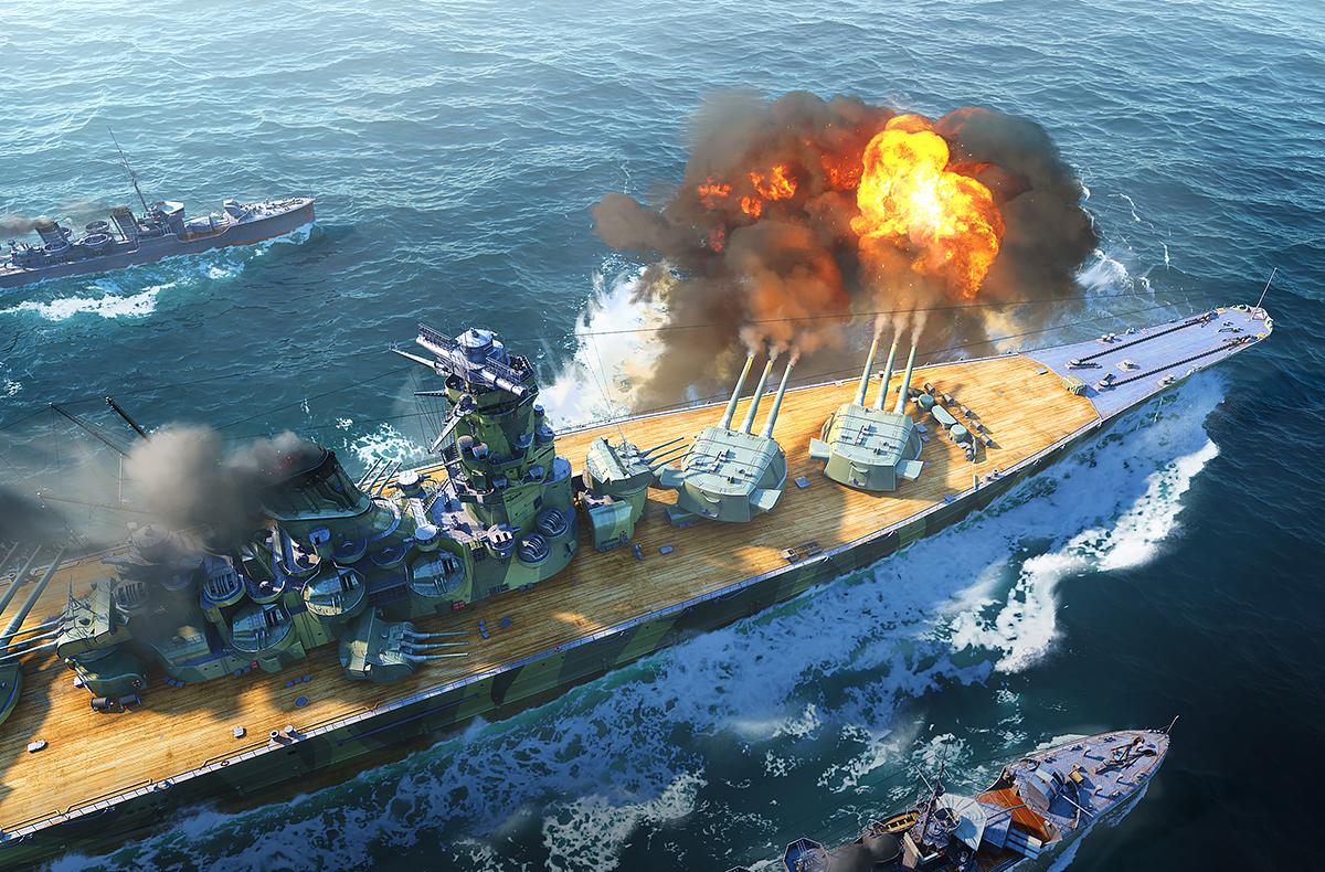 Entfernungsmesser Schiff : Dascha präsentiert update 0.7.0.2 world of warships